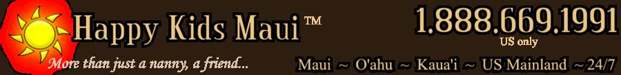 Happy Kids Maui